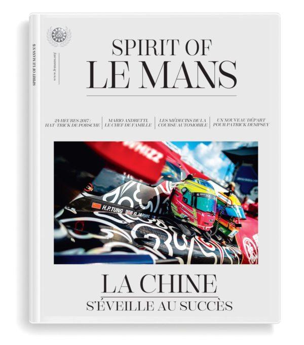 couverture du livre Spirit of Le Mans la chine s'éveille au succès