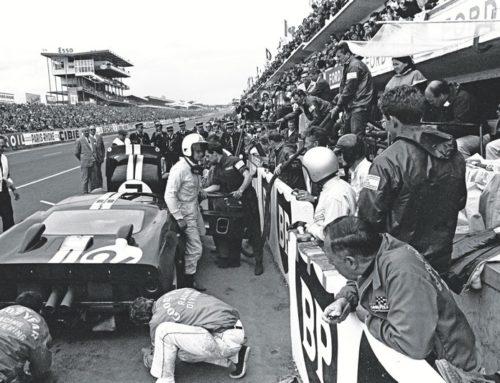 1966, LES DÉBUTS DE FORD AU MANS