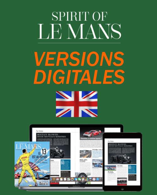 Versions numériques (en anglais)
