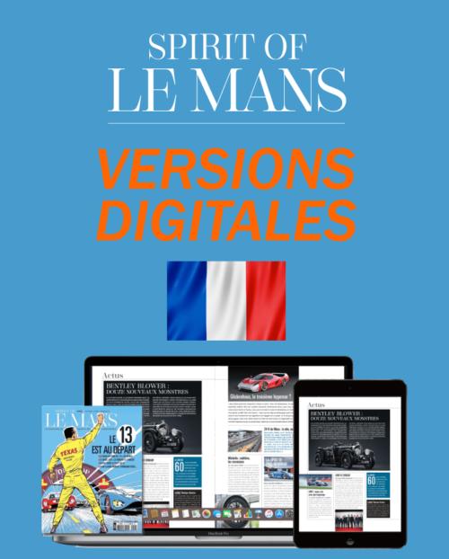 Versions numériques (en français)